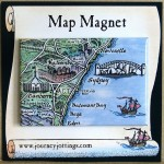 Map Magnets