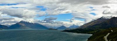 Road to Paradise, New Zealand