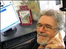 Phil Smyrk, Journey Jottings Customer Service Manager