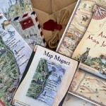 Waltzing Matilda Australia Maps