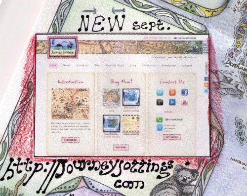 New Journey Jottings website