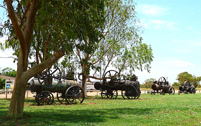 Barkly Homestead