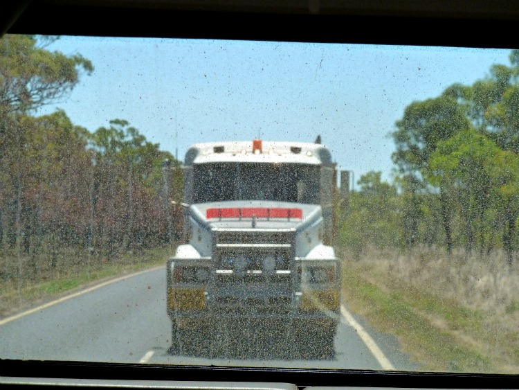 Image: road train