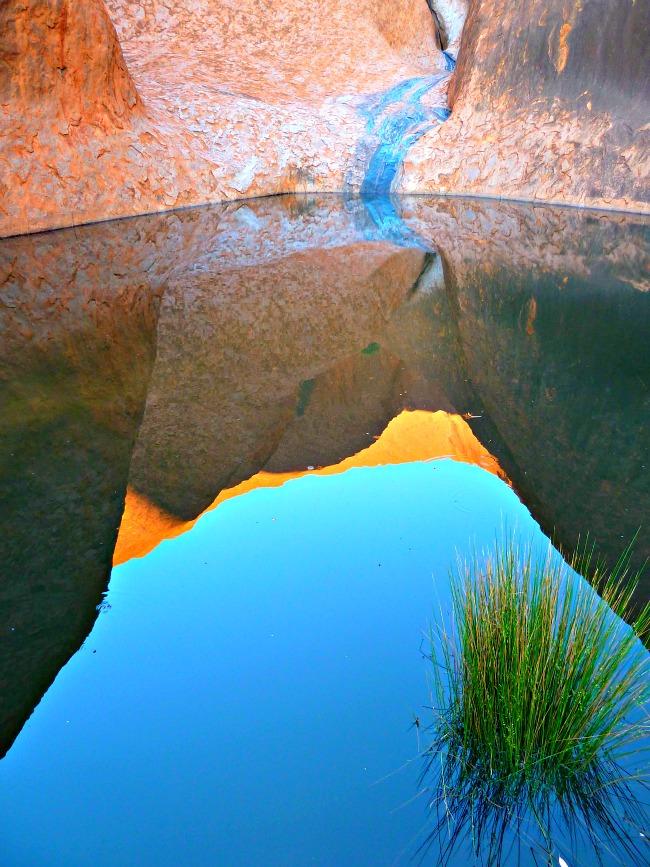 Uluru Waterhole