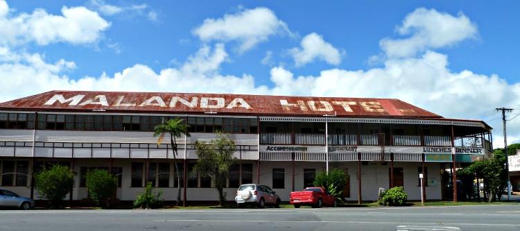 Image: Malanda Hotel