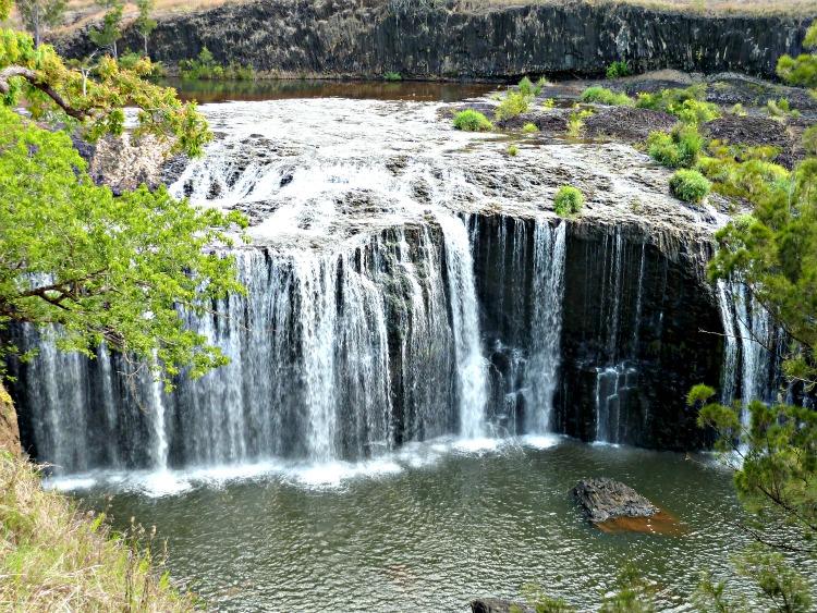 Millstream Falls ~ Australia's widest Waterfall