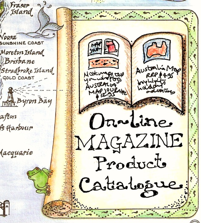 Journey Jottings product catalogue